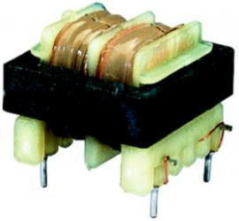 Miniaturowy transformator do zastosowań audio, 1:3