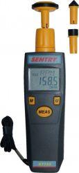 MIER-ST723 Tachometr optyczny (pomiar metoda optyczną i dotykową)
