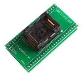 Adapter uniwersalny TSOP48 --> PDIP48 ZIF (Wellon)