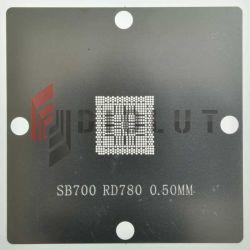 SITO Z RAMKA 79x79mm SB700 RD780 218S7EBLA12FG 216-0674026 AMD IGP 216-0674028