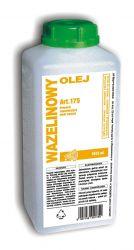 MC175 Olej wazelinowy - preparat zapewniający efekt smarny - w płynie - butelka 1000ml
