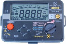 KEW3023 Miernik rezystancji izolacji 100V-1000V Kyoritsu