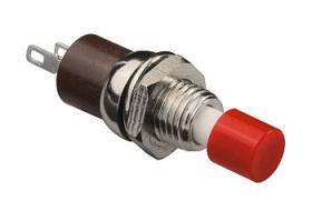 Miniaturowy przełącznik wciskowy SCI R13