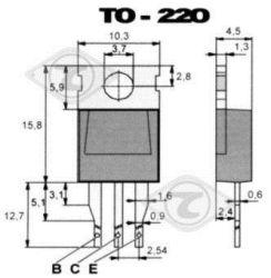 TYN 625 25A 600V Tyrystor