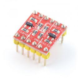 Konwerter poziomów logicznych 3,3V/5V - UART - Iduino ST1167