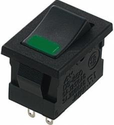 Przełącznik kołyskowy Miyama DS-850-K-F1-LG