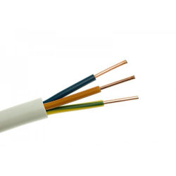 Przewód YDY 3x2.5, 450/750 V,