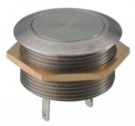 Przycisk ze stali nierdzewnej24 mm