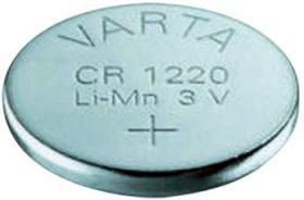 Bateria guzikowa, litowa Varta CR 1220, 3V, 35 mAh