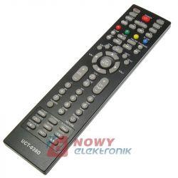 Pilot do odb. TV naz.UNIWERSALNY DVB-T UCT-039D