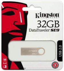 Pendrive 32GB Kingston DT Silver Metal