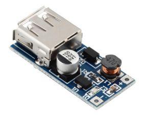 Przetwornica step-up z wyjściem USB 5V
