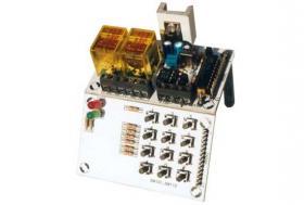 KD502 Mikroprocesorowy zamek kodowy (Kompletny zestaw) - (1 szt. w magazynie) - do wyczerpania zapasów