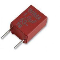 MKS2-63V0.022UF - Kondensator poliestrowy 22nF 63V