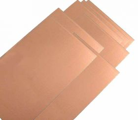 UM100.20 Laminat dwustronny - zestaw kilku płytek ok. 150 g (szklano-epoksydowy)
