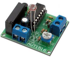 VAVT1516 Automatyczny włącznik oświetlenia deski rozdzielczej (Kompletny zestaw)