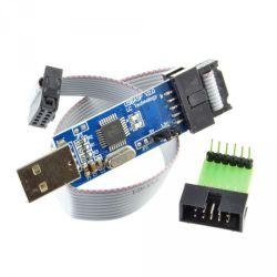 Programator USBasp + przejściówka ISP 10pin