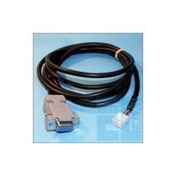 KABEL DO PROGRAMOWANIA 4 PIN - MAX3232 KOMUNIKACJA RS232 / TTL - Interfejs Konwerter !!! ZASILANIE 3,3V do 5V EM-210