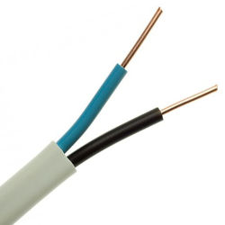 Przewód YDYp 2x2.5, 300/500 V,