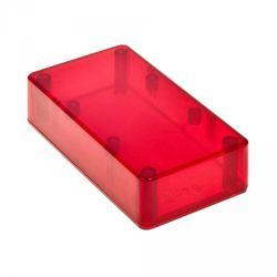 Obudowa Z76 110x60x28mm czerwona Z76cz