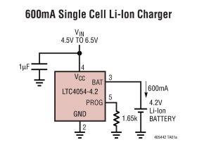LTC4054X-4.2