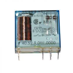 PRZEKAŹNIK FINDER F 40.52.9.012 2x 8A 12V DC 2P / RM94