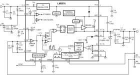 LM5576 - 6V to 75V, 3A Wide Vin Step-Down Regulator