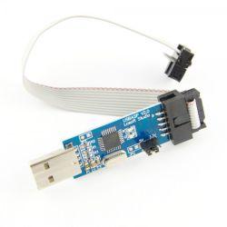 Programator AVR USB (USBasp) 3V3 i 5V + taśma IDC