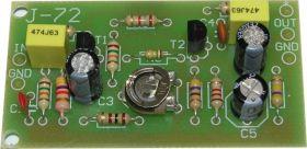 KIT672 Przedwzmacniacz do mikrofonu (Zestaw do montażu) J-72, J-072