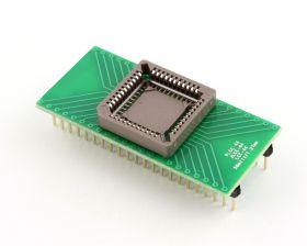 Adapter uniwersalny PLCC44 -> PDIP44 (1:1)