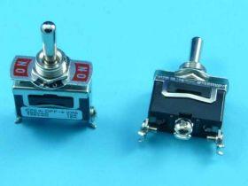 JS-510G 10A/250V 3PIN/3POZ (ON)-OFF-(ON)