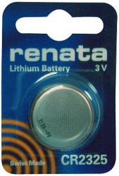 Bateria guzikowa, litowa Renata CR 2325, 3V, 190 mAh