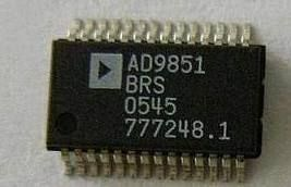 AD9851 CMOS 180 MHz DDS/DAC Synthesizer