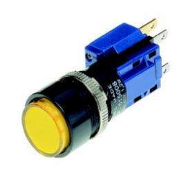 Przełącznik podświetlany TH Contact, TYP3, 5A, 250 V/AC