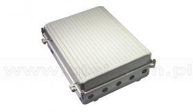 Obudowa zewnętrzna Routerboard RB433, IP66, aluminiowa