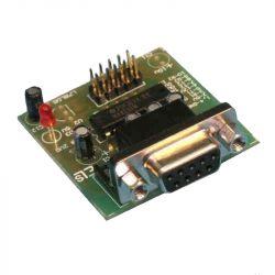 Interfejs konwerter RS232 - TTL + ZASILANIE Z PORTU COM EM211 MODUŁ