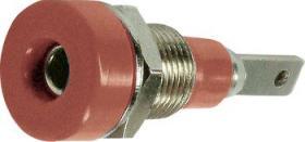 Gniazdo montażowe MultiContactLB-I2R czerwone 23.0030-22