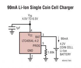 LTC4054L-4.2