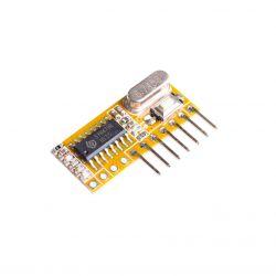 Odbiornik RXC6 433Mhz Superheterodyne PT2262
