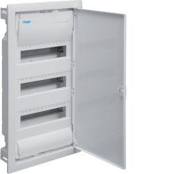 HAGER, Rozdzielnia 3x12, p/t IP30, VOLTA, dzrzwi biale,