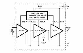 CA3240A - Dual, 4.5MHz, BiMOS Operational Amplifier with MOSFET Input/Bipolar Output