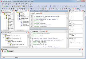 Kompilator CodeVisionAVR V3.43 Advanced