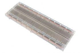 Płytka stykowa- prototypowa 830pól PLY037 przezro
