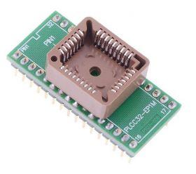 Adapter uniwersalny PLCC32 --> PDIP32
