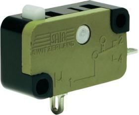 Mikrostyk Saia XGG2-88Z1, 16 A/250 V/AC