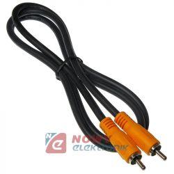 Kabel 1*RCA 1.0m COAXIAL ICIDU