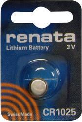 Bateria guzikowa, litowa Conrad Energy CR 1025, 3V, 30 mAh