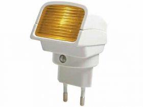 ZLNLL-2 LAMPKA NOCNA 0,6W AMBER