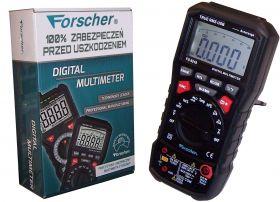 MULTIMETR TRUE RMS USB AUTOMAT FORSCHER FS8218