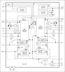 MAX17031 Dual Quick-PWM, Step-Down Controller with Low-Power LDO and RTC Regulator for MAIN Supplies